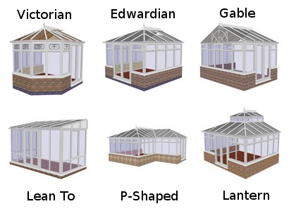 Guide to Conservatory Styles - Images © K2 Conservatories